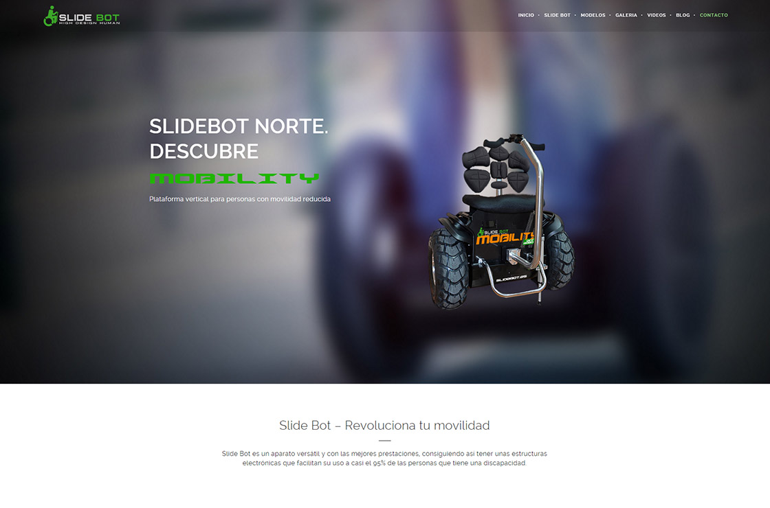 SLIDE BOT NORTE