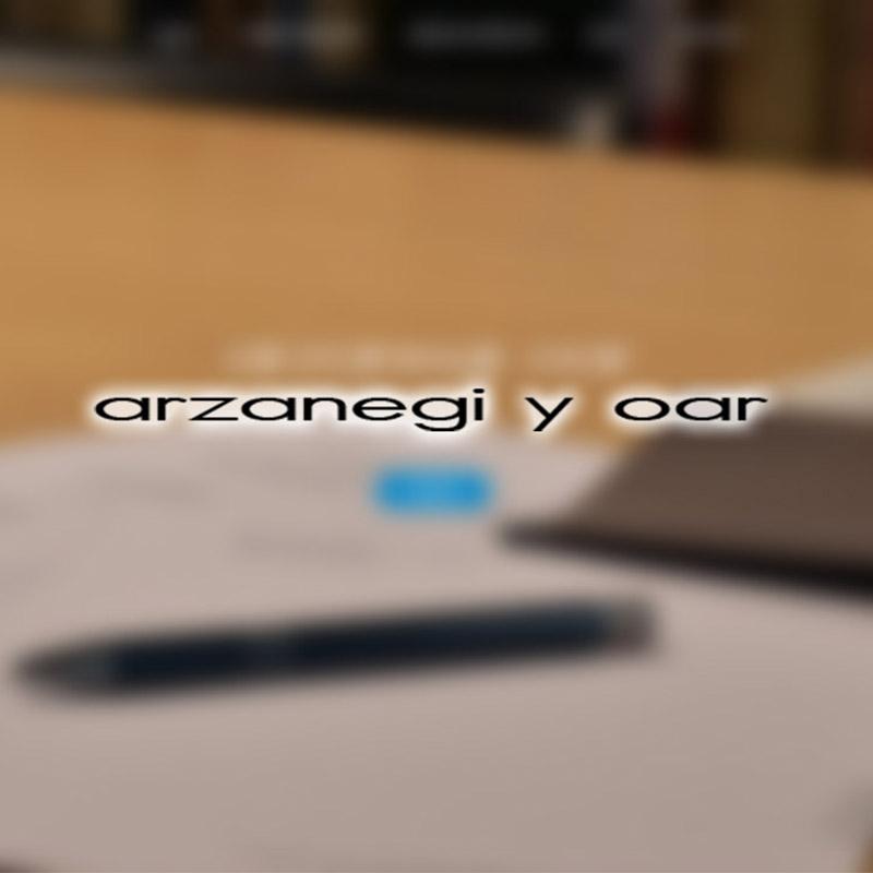ARZANEGI Y OAR